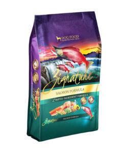 Zignature Salmon Limited Ingredient Formula Grain Free Dry Dog Food
