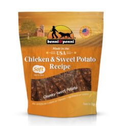 Benni & Penni Chicken & Sweet Potato Dog Treats