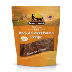 Benni & Penni Duck & Sweet Potato Dog Treat