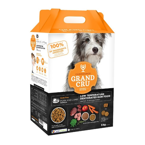 CaniSource Grand CRU Pork & Lamb Formula Dog Food