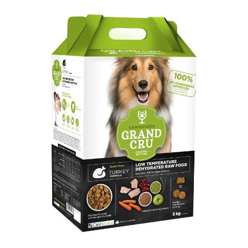 CaniSource Grand CRU Turkey Formula Dog Food