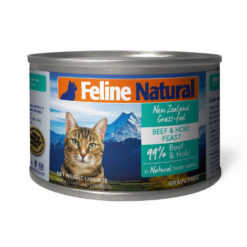 K9 Feline Natural Beef and Hoki Feast Grain Free Canned Cat Food