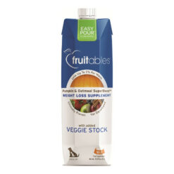 Fruitables Easy Pour Pumpkin Weight Loss Dog & Cat Supplement