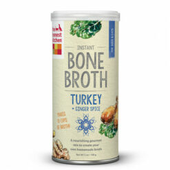The Honest Kitchen Bone Broth Turkey Bone Broth with Ginger