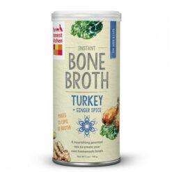 The Honest Kitchen Bone Broth Turkey Bone Broth with Ginger