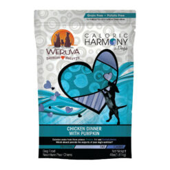 Weruva Caloric Harmony Chicken Dinner with Pumpkin Grain-Free Dry Dog Food