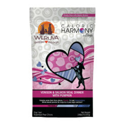 Weruva Caloric Harmony Venison & Salmon Meal Dinner with Pumpkin Dry Dog Food