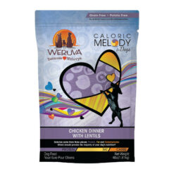 Weruva Caloric Melody Chicken Dinner with Lentils Grain-Free Dry Dog Food