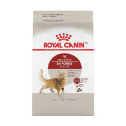 ROYAL CANIN Feline Health Nutrition FIT AND ACTIVE Dry Cat Food