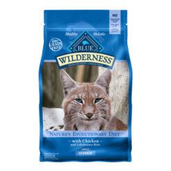 Blue Buffalo Wilderness Indoor Chicken Recipe Grain-Free Dry Cat Food