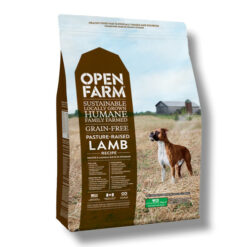 Open Farm Grain-Free Pasture Raised Lamb Dry Dog Food