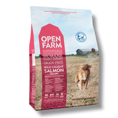 Open Farm Grain-Free Wild-Caught Salmon Dry Dog Food
