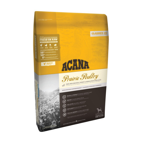 Acana Classics Prairie Poultry Dry Dog Food