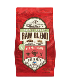 Stella & Chewy's Raw Blend Red Meat Recipe Small Breed Dry Dog Food