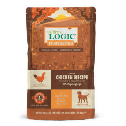 Nature's Logic Distinction Chicken Recipe Dry Dog Food