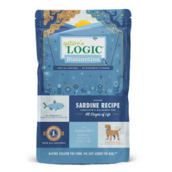Nature's Logic Distinction Sardine Recipe Dry Dog Food