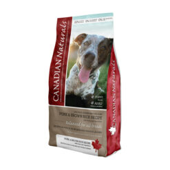 Canadian Naturals Pork & Brown Rice Dry Dog Food