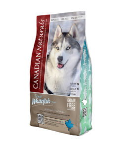 Canadian Naturals Grain Free Whitefish Dry Dog Food