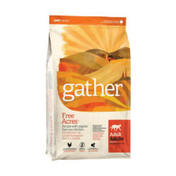 Gather Free Acres Organic Free-Run Chicken Dry Cat Food