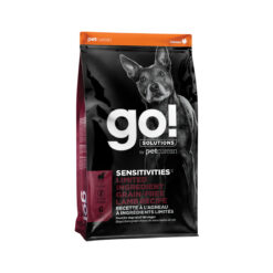 Go! Solutions Sensitivities Limited Ingredient Grain-Free Lamb Dry Dog Food
