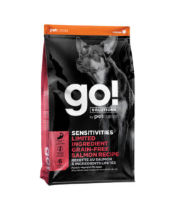 Go! Solutions Sensitivities Limited Ingredient Grain-Free Salmon Dry Dog Food