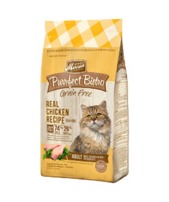 Merrick Purrfect Bistro Grain-Free Real Chicken + Sweet Potato Recipe Adult Dry Cat Food