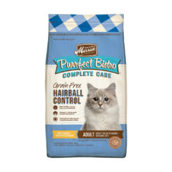 Merrick Purrfect Bistro Complete Care Grain-Free Hairball Control Chicken & Sweet Potato Recipe Dry Cat Food