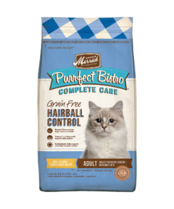 Merrick Purrfect Bistro Complete Care Grain-Free Hairball Control Chicken & Sweet Potato Recipe Dry Cat Food
