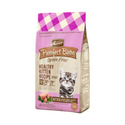 Merrick Purrfect Bistro Grain-Free Healthy Kitten Recipe Dry Cat Food