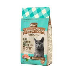 Merrick Purrfect Bistro Grain-Free Real Salmon + Sweet Potato Recipe Adult Dry Cat Food