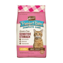Merrick Purrfect Bistro Complete Care Grain- Free Sensitive Stomach Recipe Dry Cat Food