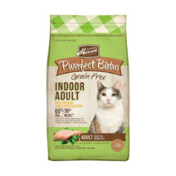 Merrick Purrfect Bistro Grain-Free Indoor Adult Chicken + Sweet Potato Recipe Dry Cat Food