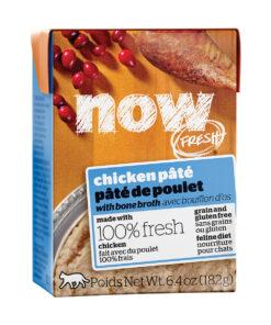 Now Fresh Grain-Free Chicken Paté Wet Cat Food