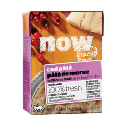 Now Fresh Grain-Free Cod Paté Wet Cat Food