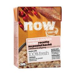 Now Fresh Grain-Free Minced Chicken Recipe Wet Cat Food