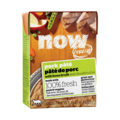 Now Fresh Grain-Free Pork Pate Wet Cat Food