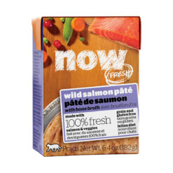 Now Fresh Grain-Free Wild Salmon Pate Wet Cat Food