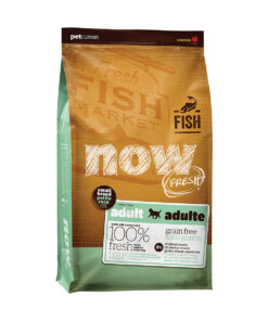 Now Fresh Grain-Free Small Breed Adult Fish Recipe Dry Dog Food