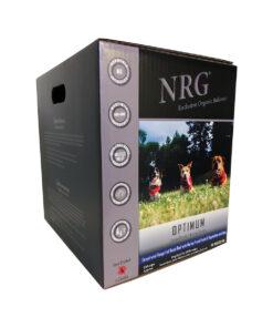NRG Optimum Large Breed & Active Canine Free Range Beef Dehydrated Raw Dog Food