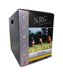 NRG Optimum Large Breed & Active Canine Free Range Chicken Dehydrated Raw Dog Food