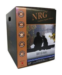 NRG Original Free Range Beef Dehydrated Raw Dog Food