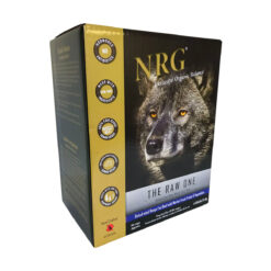 NRG The Raw One Free Range Beef Dehydrated Raw Dog Food