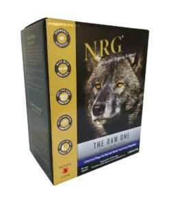 NRG The Raw One Free Range Beef Dehydrated Raw Dog Food