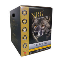 NRG The Raw One Free Range Chicken Dehydrated Raw Dog Food