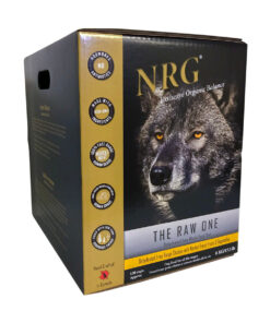 NRG The Raw One Free Range Chicken Dehydrated Raw Dog Food