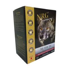 NRG The Raw One Wild Caught Salmon Dehydrated Raw Dog Food