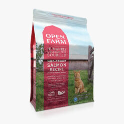 Open Farm Wild-Caught Salmon Recipe Dry Cat Food