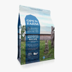 Open Farm Catch-of-the-Season Whitefish Recipe Dry Cat Food
