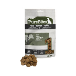 PureBites Freeze-Dried Beef Recipe Dog Food