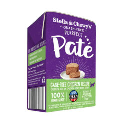 Stella & Chewy's Grain-Free Purrfect Paté Wet Food for Cats - Cage-Free Chicken Recipe